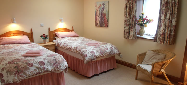 Hayloft Cottage Bedroom